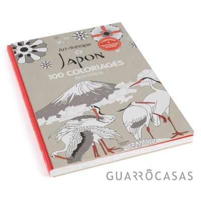 Japon 100 Coloriages - LS